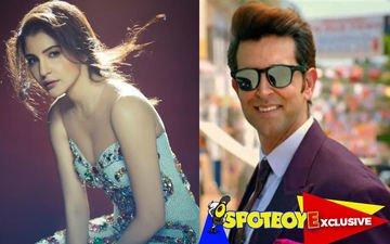 Anushka to star opposite Hrithik in Rakesh Roshan's next?