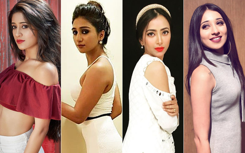 #10YearChallenge: The Tranformation Of Shivangi Joshi, Mohena Singh, Shweta Basu Prasad, Vrushika Mehta Will Blow You Over
