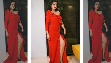 TV Actress Deepika Singh Is The Latest Target Of Diet Sabya; Slams The Blatantly Copied Red Gown