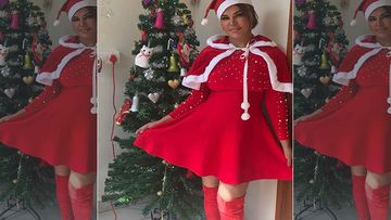 Rakhi Sawant Blesses Her Followers By Singing A Bhajan On The Occasion Of Christmas: Video Inside