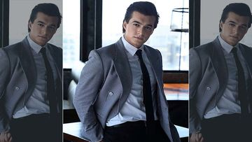 Mohsin Khan On Becoming The 8th Sexiest Asian Man: 'I Feel Overwhelmed And Humbled'