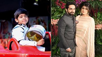 Ayushmann Khurrana's 8-Year-Old Son's Take On Homosexuality Is Amazing; Wife Tahira Kashyap Shares Conversation