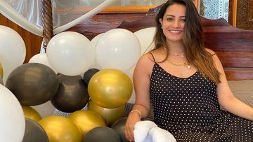 Preggers Anita Hassanandani Drops A Video Of Her Caressing Her Baby Bump, 'BabyBumpLove' At Its Best - WATCH