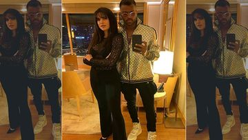 Natasa Stankovic Drops A Hot Throwback Picture From Her Singapore Trip With Hubby Hardik Pandya; Cricketer Can't Resist Commenting On It