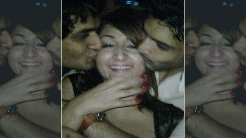 Vikas Gupta Shares A Throwback Of Him Kissing Urvashi Dholakia Along With Karan Kundra; Calls The Pic 'Balaji Ke Bachey'