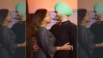 Neha Kakkar- Rohanpreet Singh Wedding: Bride Neha Drops Some Mushy Romantic Pictures From Their Haldi Ceremony