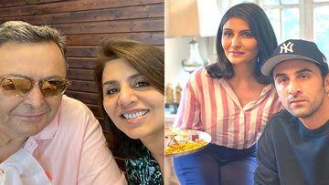 Months After Rishi Kapoor's Death, Neetu Kapoor Resumes Work; Misses Kapoor Sahab, Thanks Ranbir Kapoor- Riddhima For Encouraging Her