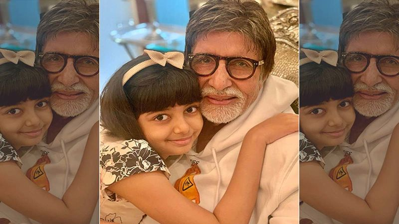 Happy Birthday Aaradhya Bachchan: Amitabh Bachchan Retweets Viral Video Of His Lovely Granddaughter Singing 'Jay Siya Ram'- WATCH