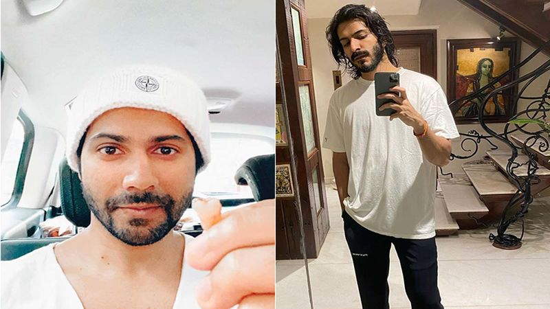 Varun Dhawan Extracts His Wisdom Tooth;  Harshvardhan Kapoor Wants To Sell It To Make A Quick Buck