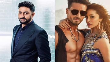 Abhishek Bachchan Has THIS To Say To A Fan Comparing His Dus Bahane With That Of Tiger Shroff's