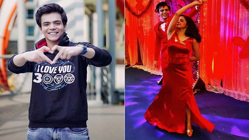 Taarak Mehta Ka Ooltah Chashma: Tappu Was Scared To Perform Valentine's Day Stunt; 'I Almost Broke Into A Sweat'