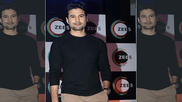 Naxal: Rajeev Khandelwal Steps Into Unexplored Territory For OTT Platform