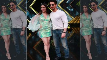 Dance Plus Grand Finale: Tiger Shroff Pulls Off An Aerial Act; Shraddha Kapoor Shows Off Her Moves