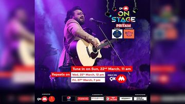 9XM On Stage With Pritam Assures To Leave Viewers Mesmerized; To Be Telecasted On 22nd March On 9XM And 9X Jalwa