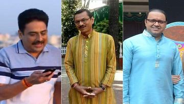 Taarak Mehta Ka Ooltah Chashmah: Here's How Taarak Mehta, Popatlal And Bhide Are Enjoying Their Home Stay-VIDEO