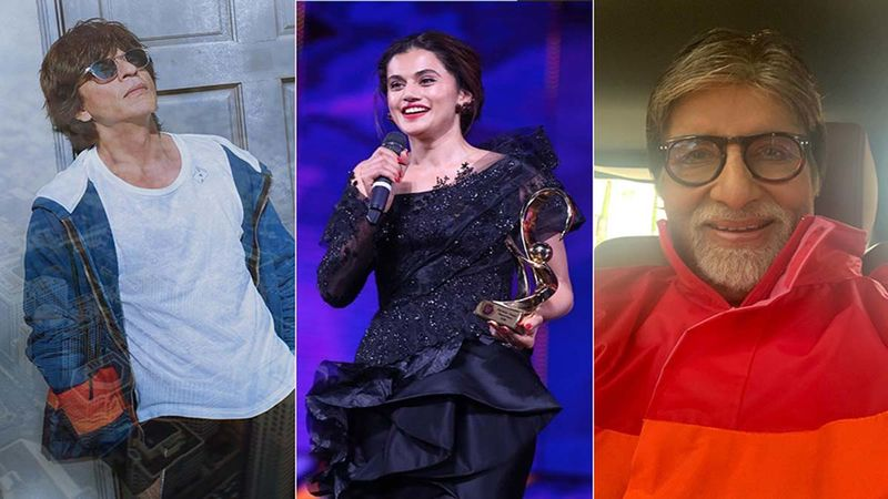 Taapsee Pannu Wins BIG for Badla, Pens A Heartwarming Message Thanking Big B, SRK And The Team