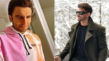 After Deepika Padukone It Is Hubby Ranveer Singh Who Is Drooling Over Hrithik Roshan; Find Out Why