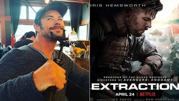 Extraction: Chris Hemsworth Takes A Step Back, Lets The Stuntmen Perform Daredevil Stunts – Video
