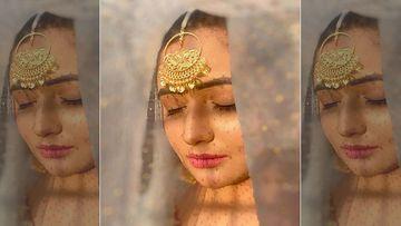 Rashami Desai Soaks In Divine Powers While Wishing Her Followers On Ram Navami