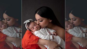 Mahhi Vij Grateful That Daughter Tara Was Born Prior To COVID-19 Lockdown; Pens A Long Post Saluting Expecting Mothers