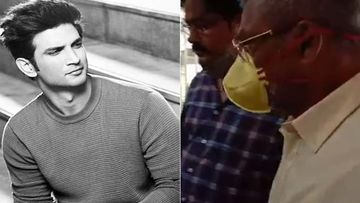 Sushant Singh Rajput Death: Nana Patekar Visits The Late Actor's Residence In Patna; Offers Condolences To The Family-VIDEO