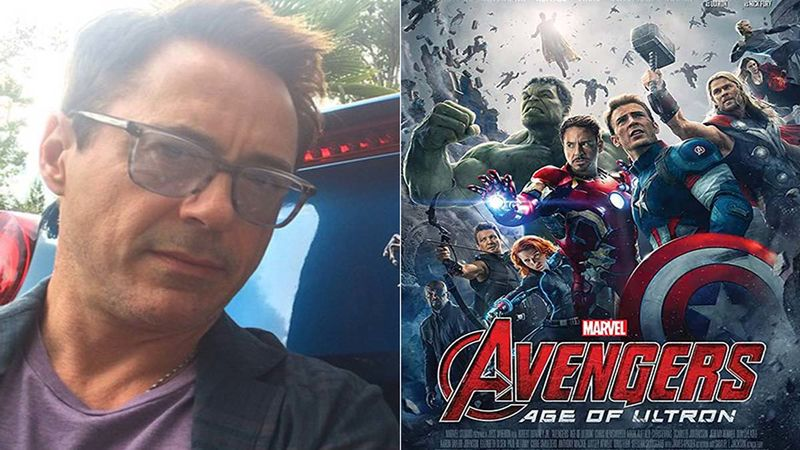 Furious Robert Downey Jr Storms Out Of The Interview On Being Asked About His Past During Promotions Of Avengers: Age Of Ultron- Throwback VIDEO