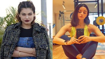 After Her Twitter Account Gets Blocked Payal Rohtagi Takes A Dig At Alia Bhatt's Educational Qualification In An Interview