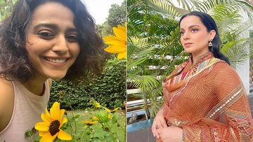 Swara Bhasker Reacts To Kangana Ranaut's 'B-Grade Actress' And 'Needy Outsiders' Remark, Says It Was A Compliment