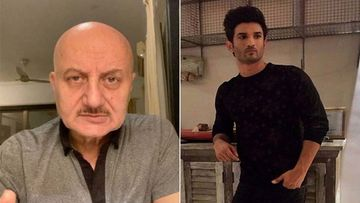 Sushant Singh Rajput Death: Anupam Kher Joins #CBIForSSR Campaign, Says, 'As A Member Of The Film Industry, Important To Get A Closure'