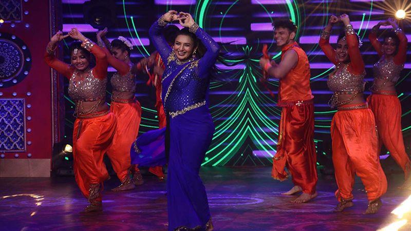 Ganesh Chaturthi 2020: Get Ready To Witness Divyanka Tripathi's Power Packed Lavani Performance This Ganeshotsav