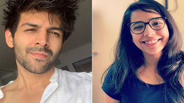 Raksha Bandhan 2020: Kartik Aaryan Takes Blessings From His Sister, Says 'Raksha Ki Zimmedari Bhi Uski'