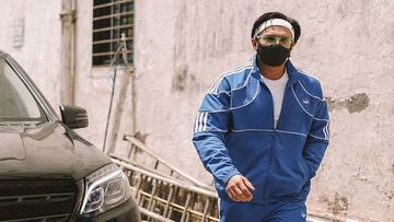 Ranveer Singh Faces The Camera For The First Time In Five Long Months
