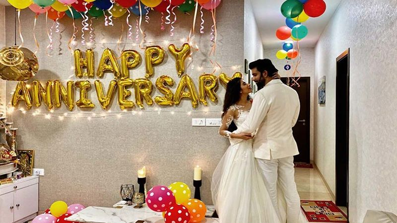 Charu Asopa And Rajeev Sen Celebrate Wedding Anniversary Months After Their Actual One; Invites Troll As Netizens Call Them Show Off