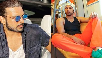 Karan Kundra Gets Fakira Inked On His Chest, Reminds Us Of Ranbir Kapoor's Song From Yeh Jawaani Hai Deewani