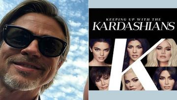 Brad Pitt To Make An Appearance On Keeping Up With The Kardashians? Read To Know The Truth