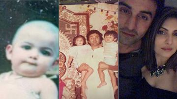 Ahead Of Ranbir Kapoor's 38th Birthday, Riddhima Kapoor Sahni Treats Us With Some Rare UNSEEN Pictures Of The Actor