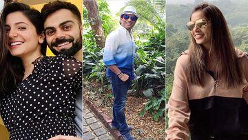 Anushka Sharma-Virat Kohli Blessed With Baby Girl: Sachin Tendulkar, Hardik Pandya, Saina Nehwal, Bipasha Basu And More Shower Blessings