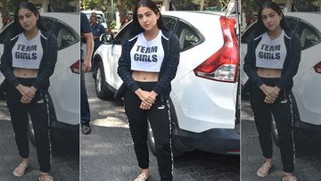 Sara Ali Khan's BFF Spots A Diary In Her Hands; Wants To Know All The Well Kept Secrets In It