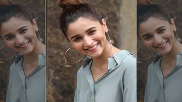 Alia Bhatt Gives A Glimpse Of Her Lazy Day; Diva Doesn't Want To Get Out Of Her Bed