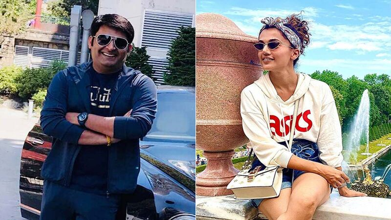 The Kapil Sharma Show: Host Teases Taapsee Pannu For Doing Too Many Sports Films-WATCH PROMO