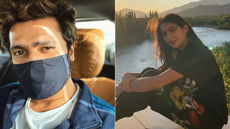Vicky Kaushal And Sara Ali Khan To Play A Married Couple In Laxman Utekar's Next Film