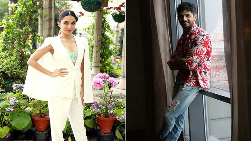 Kiara Advani Hurriedly Rushes Inside BF Sidharth Malhotra's Building As She Gets Clicked By The Paparazzi