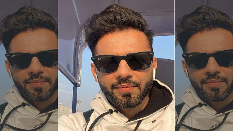 Bigg Boss 14: First Runner Up Rahul Vaidya Is Killing His Monday Blues With A Cup Of Coffee And A Chopper In The Background