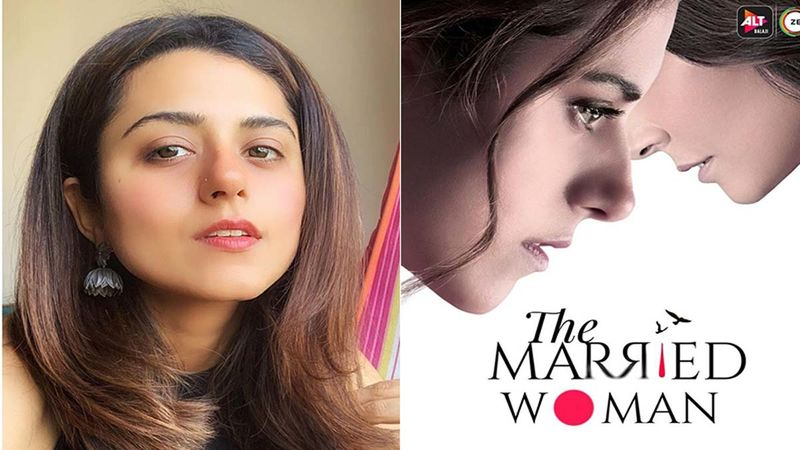 Ridhi Dogra Was In Tears After Watching The Married Woman; Says, 'I Could Feel Astha's Pain And Journey'