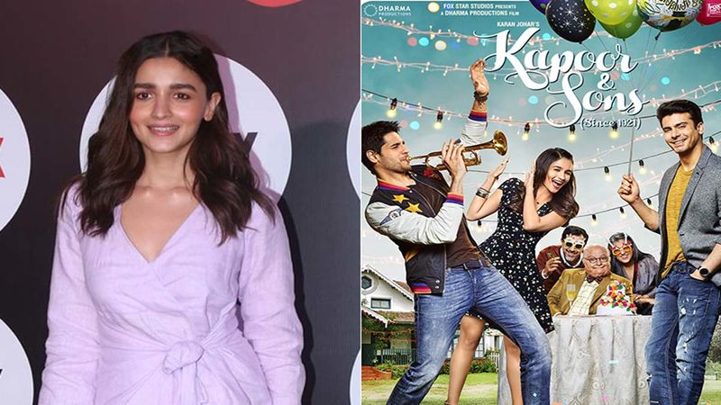 Alia Bhatt Celebrates 5 Years Of Kapoor And Sons With Unseen BTS Videos Featuring Rumoured Ex-BF Sidharth Malhotra