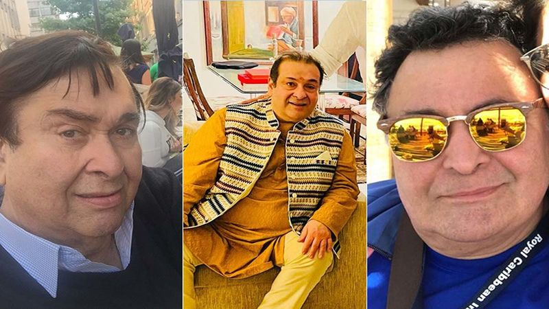 Randhir Kapoor Misses His Late Brothers Rajiv And Rishi Kapoor And Shares An Unseen Pic; Says, 'Hope They Are In Happy Place'