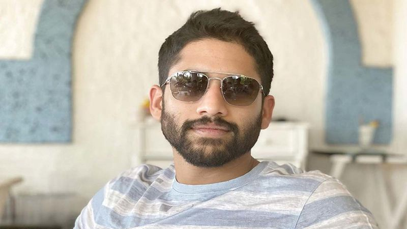 Naga Chaitanya's Crazy Fan Jumps In River Godavari To Meet Him, As The Actor Films For His Next, Thank You-Watch The Viral Video