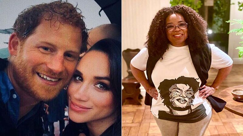 Meghan Markle And Prince Harry's Interview With Oprah Winfrey Gets A Desi Twist, Exudes A Vibe of Saas-Bahu Daily Soap In This Dramatic And HILARIOUS Video