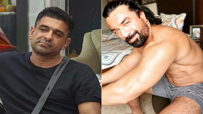 Bigg Boss 14 Fame Eijaz Khan Is Upset With People Mistaking Him For Ajaz Khan Caught In Drug Nexus; Tweets, 'I'm So Fed Up Of This Mixup'