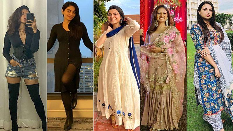 Baisakhi 2021: Sonam Bajwa, Nimrat Khaira, Neeru Bajwa, Sargun Mehta, Shehnaaz Gill And Others; Style Files For The Festivities